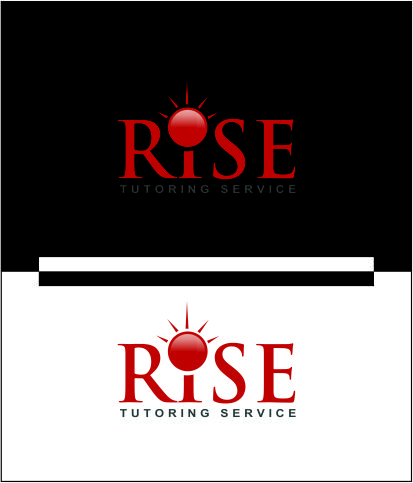 Logo Design by Agus Martoyo - Entry No. 117 in the Logo Design Contest Imaginative Logo Design for Rise Tutoring Service.
