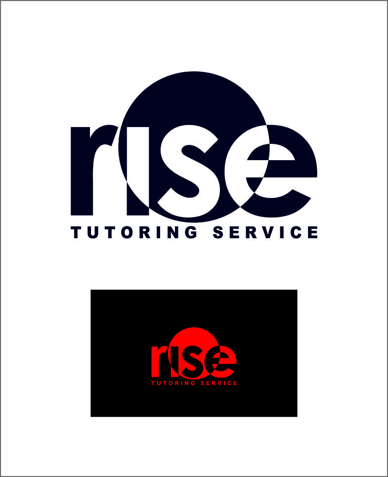 Logo Design by Agus Martoyo - Entry No. 120 in the Logo Design Contest Imaginative Logo Design for Rise Tutoring Service.