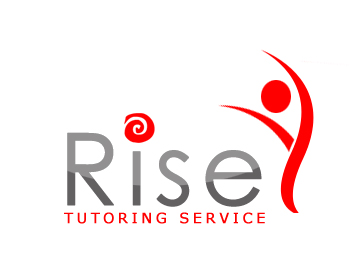 Logo Design by Crystal Desizns - Entry No. 122 in the Logo Design Contest Imaginative Logo Design for Rise Tutoring Service.