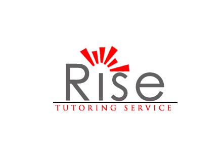 Logo Design by Crystal Desizns - Entry No. 124 in the Logo Design Contest Imaginative Logo Design for Rise Tutoring Service.