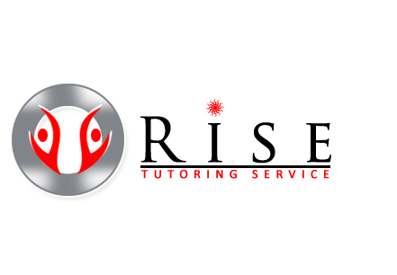 Logo Design by Crystal Desizns - Entry No. 125 in the Logo Design Contest Imaginative Logo Design for Rise Tutoring Service.