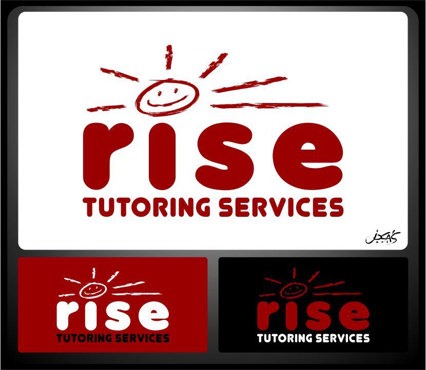 Logo Design by joca - Entry No. 130 in the Logo Design Contest Imaginative Logo Design for Rise Tutoring Service.