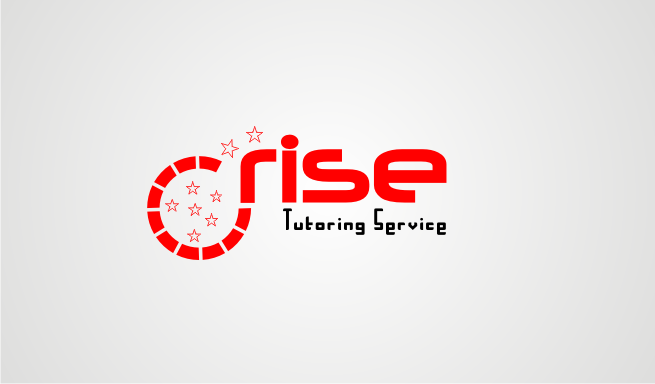 Logo Design by Deep Mahi - Entry No. 135 in the Logo Design Contest Imaginative Logo Design for Rise Tutoring Service.