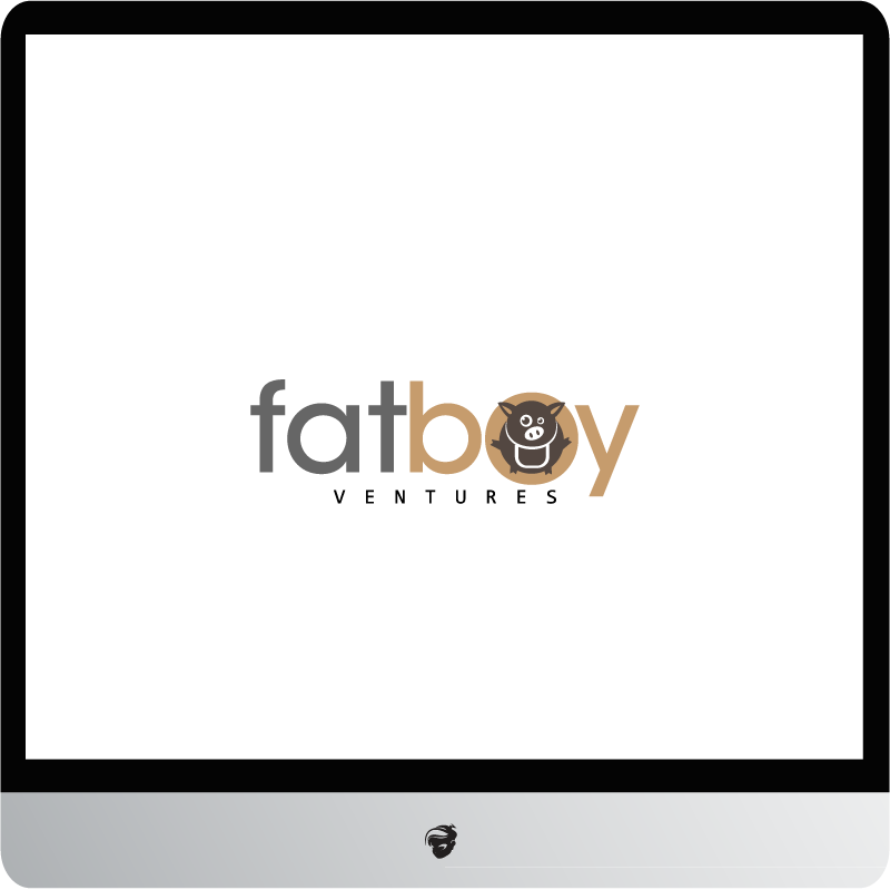 Logo Design by zesthar - Entry No. 52 in the Logo Design Contest Fun Logo Design for Fat Boy Ventures.
