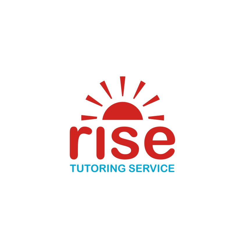Logo Design by untung - Entry No. 136 in the Logo Design Contest Imaginative Logo Design for Rise Tutoring Service.