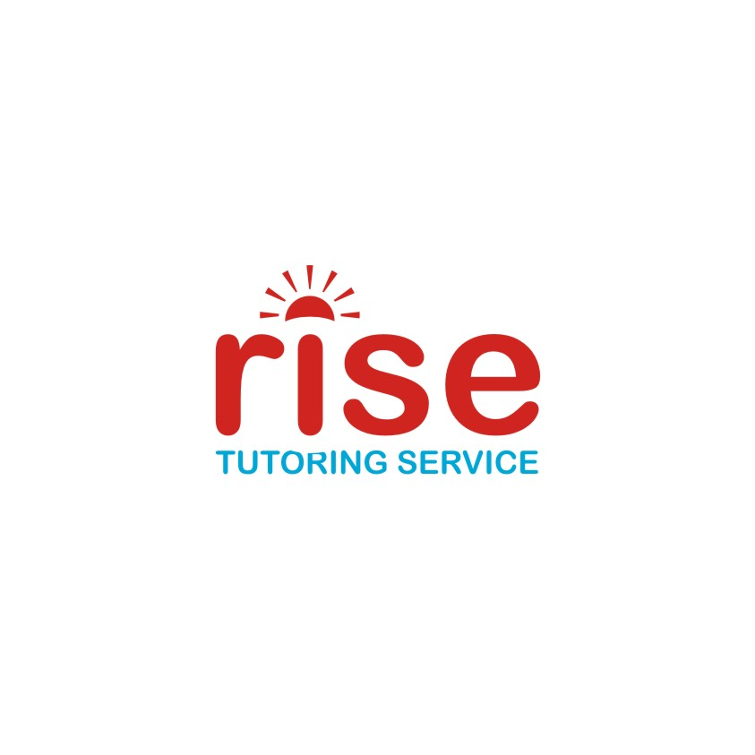Logo Design by untung - Entry No. 137 in the Logo Design Contest Imaginative Logo Design for Rise Tutoring Service.