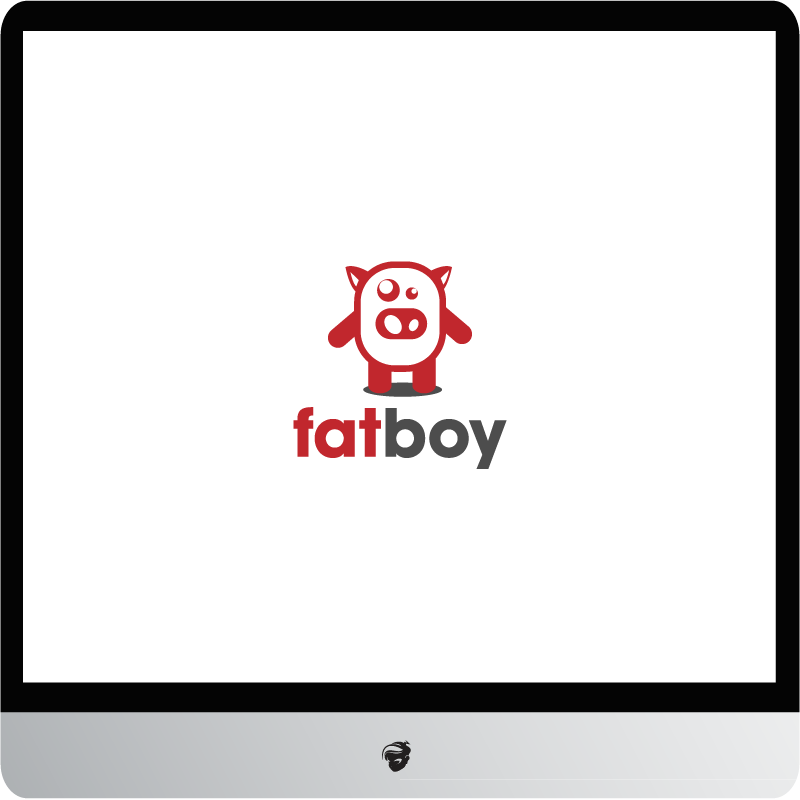Logo Design by zesthar - Entry No. 54 in the Logo Design Contest Fun Logo Design for Fat Boy Ventures.