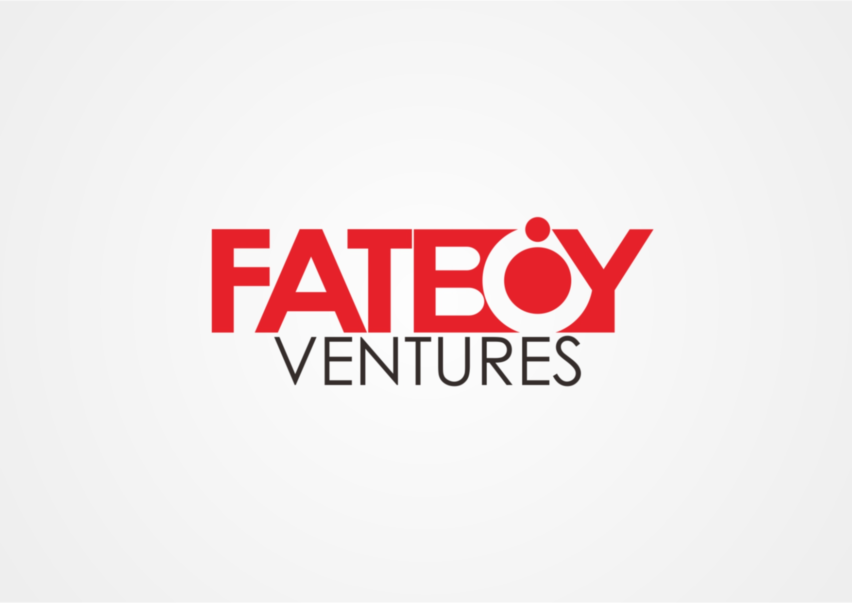 Logo Design by Private User - Entry No. 58 in the Logo Design Contest Fun Logo Design for Fat Boy Ventures.