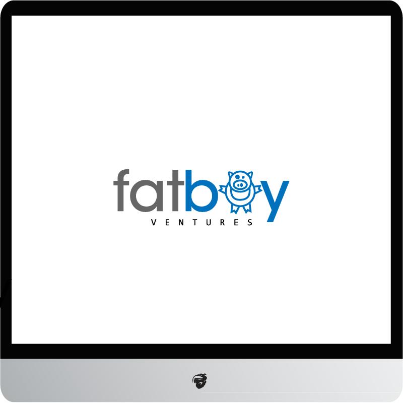 Logo Design by zesthar - Entry No. 60 in the Logo Design Contest Fun Logo Design for Fat Boy Ventures.