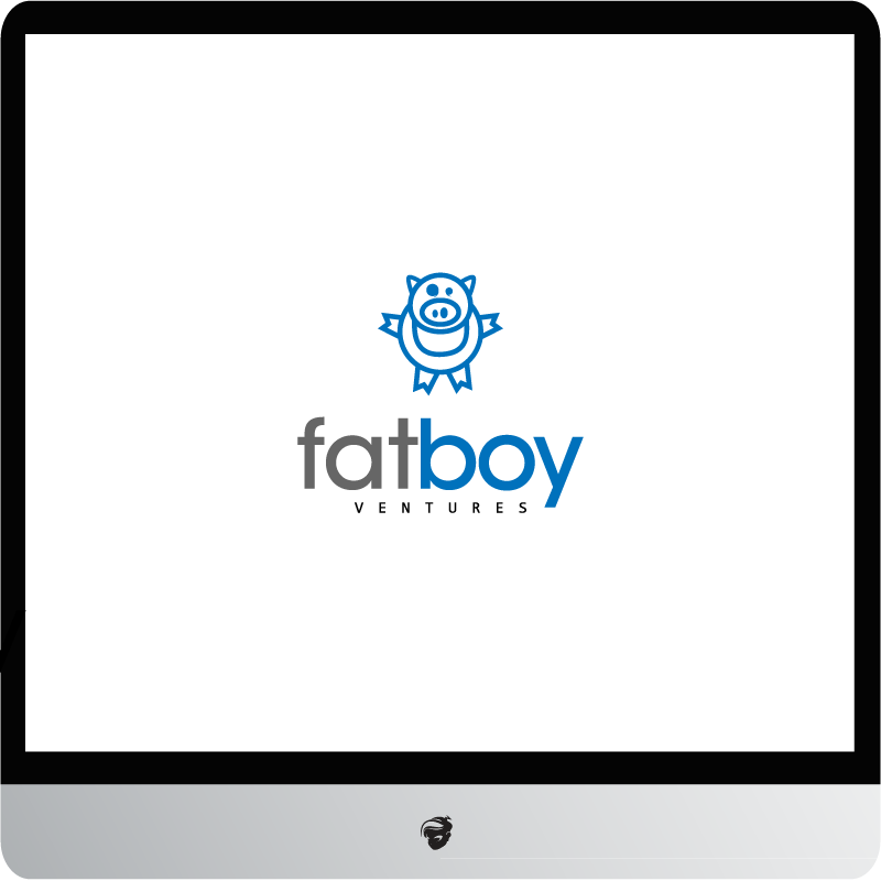 Logo Design by zesthar - Entry No. 61 in the Logo Design Contest Fun Logo Design for Fat Boy Ventures.
