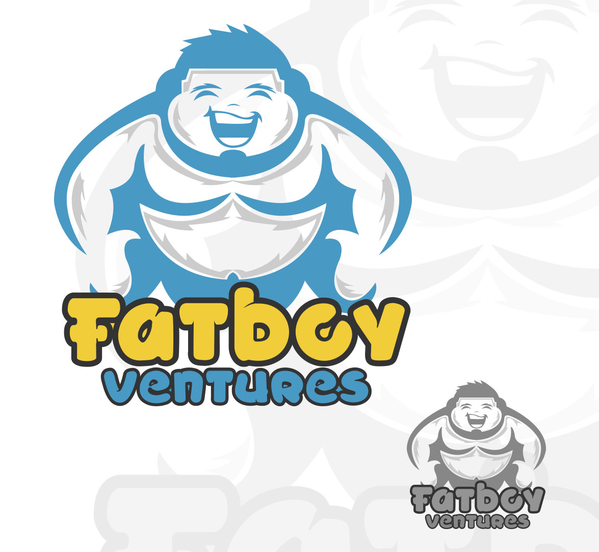 Logo Design by Michael Angelo Lagman - Entry No. 63 in the Logo Design Contest Fun Logo Design for Fat Boy Ventures.