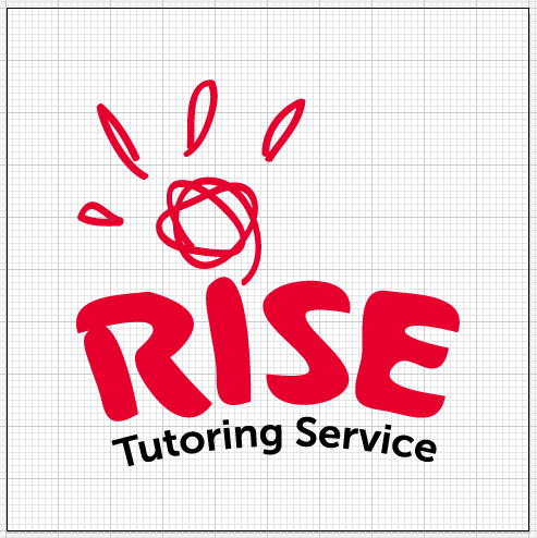 Logo Design by ISaac Law - Entry No. 140 in the Logo Design Contest Imaginative Logo Design for Rise Tutoring Service.