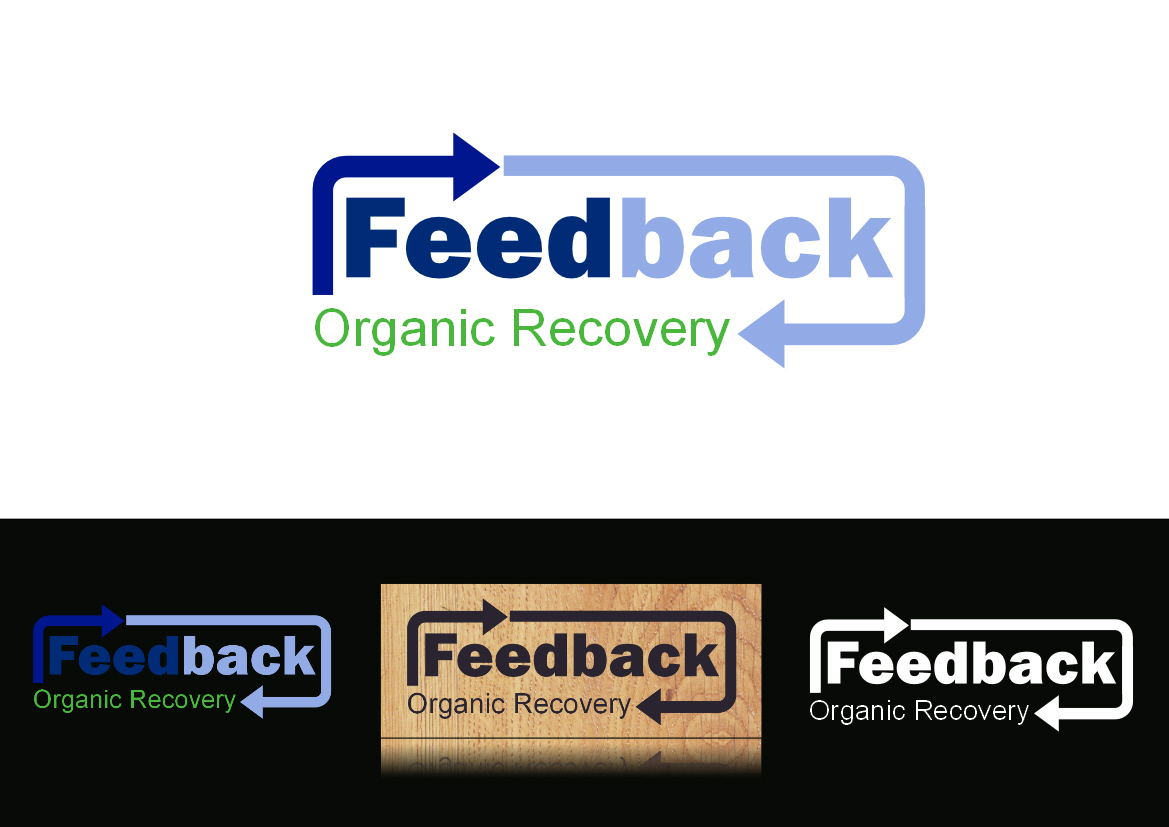 Logo Design by Heri Susanto - Entry No. 36 in the Logo Design Contest Feedback Organic Recovery  Logo Design.