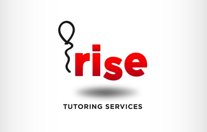 Logo Design by Andrés González - Entry No. 144 in the Logo Design Contest Imaginative Logo Design for Rise Tutoring Service.