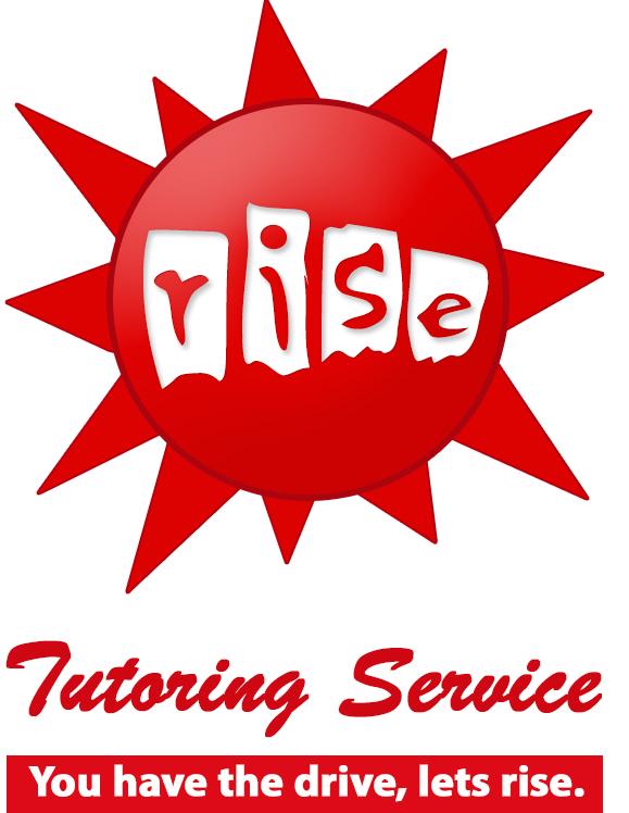 Logo Design by Private User - Entry No. 153 in the Logo Design Contest Imaginative Logo Design for Rise Tutoring Service.