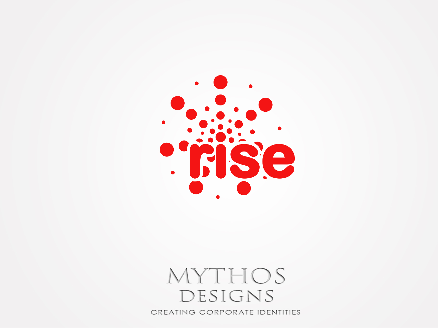 Logo Design by Mythos Designs - Entry No. 154 in the Logo Design Contest Imaginative Logo Design for Rise Tutoring Service.