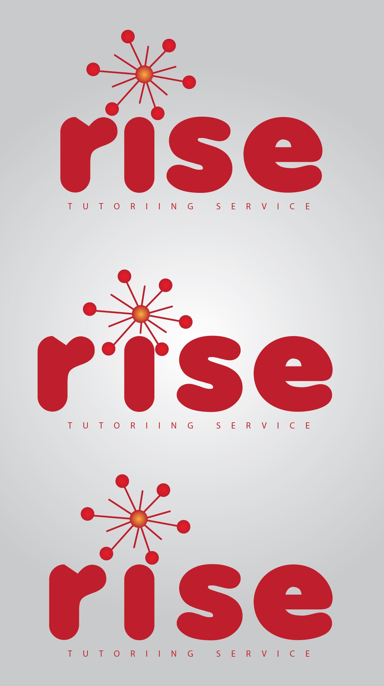 Logo Design by mediaproductionart - Entry No. 155 in the Logo Design Contest Imaginative Logo Design for Rise Tutoring Service.
