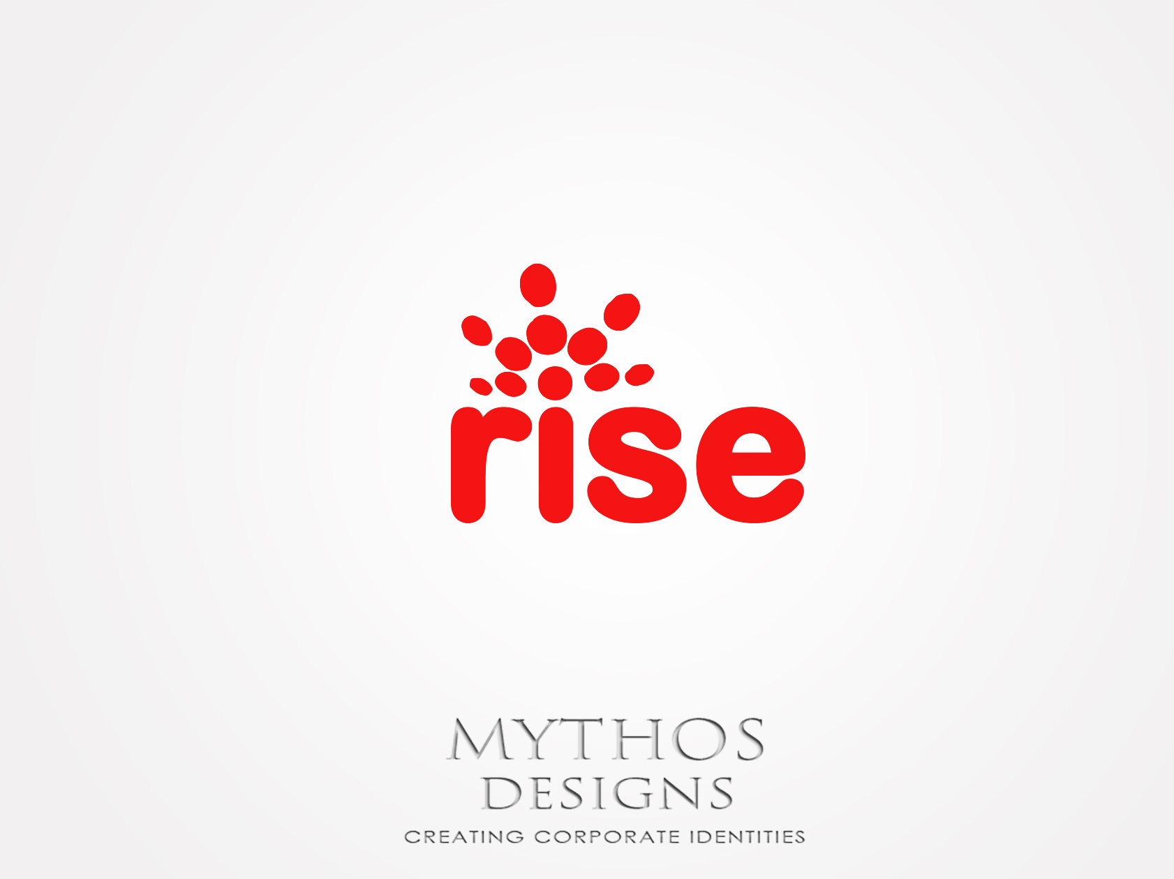 Logo Design by Mythos Designs - Entry No. 156 in the Logo Design Contest Imaginative Logo Design for Rise Tutoring Service.