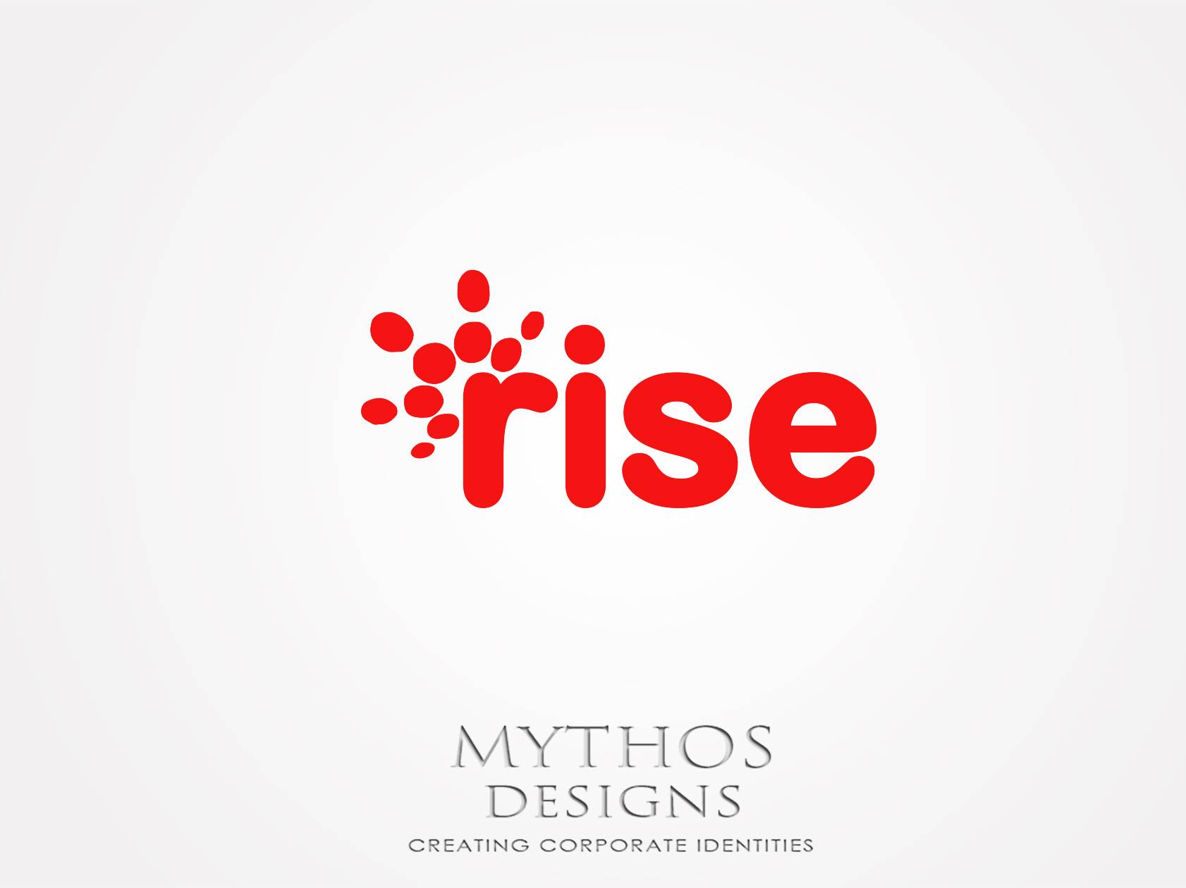 Logo Design by Mythos Designs - Entry No. 157 in the Logo Design Contest Imaginative Logo Design for Rise Tutoring Service.