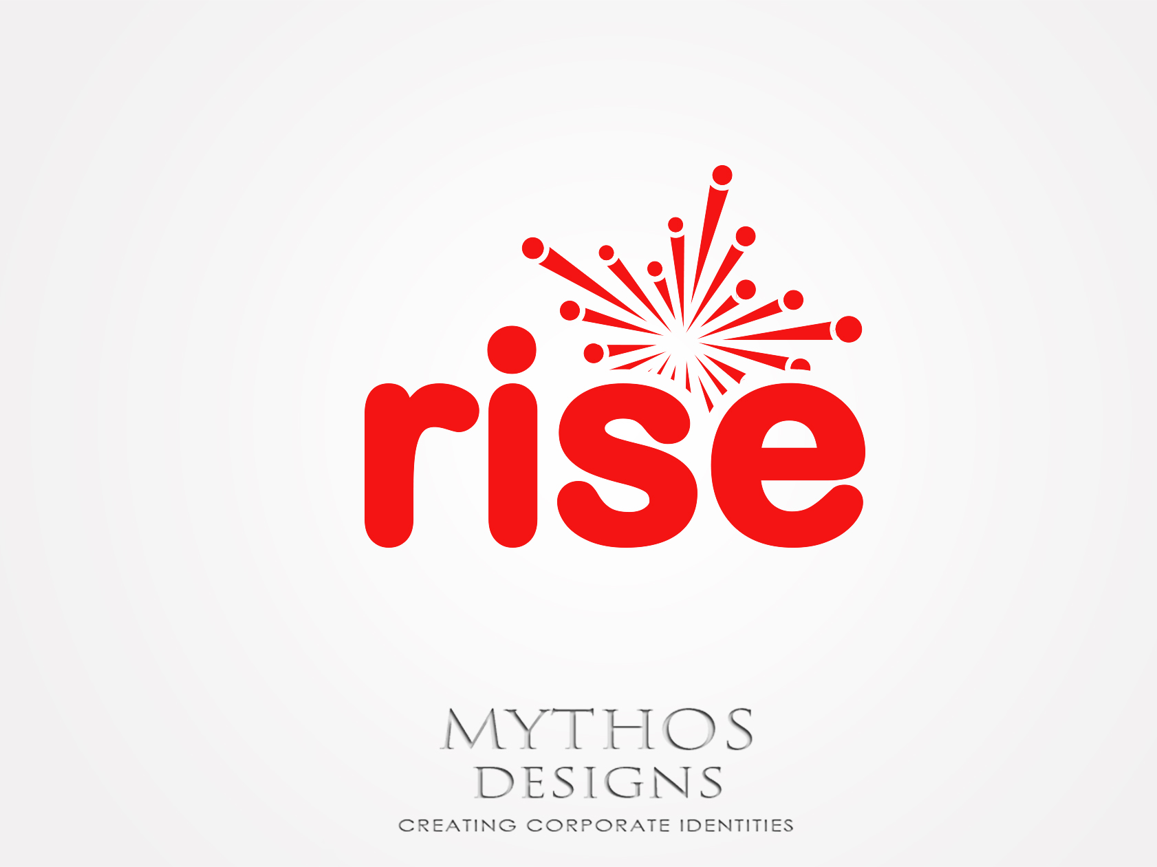 Logo Design by Mythos Designs - Entry No. 158 in the Logo Design Contest Imaginative Logo Design for Rise Tutoring Service.