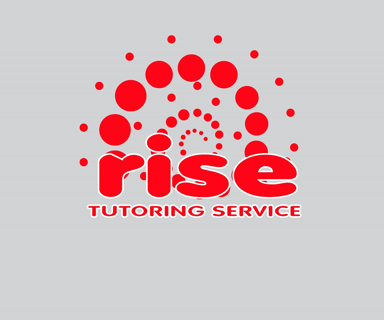 Logo Design by jhunzkie24 - Entry No. 159 in the Logo Design Contest Imaginative Logo Design for Rise Tutoring Service.
