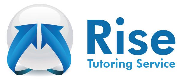Logo Design by Private User - Entry No. 162 in the Logo Design Contest Imaginative Logo Design for Rise Tutoring Service.