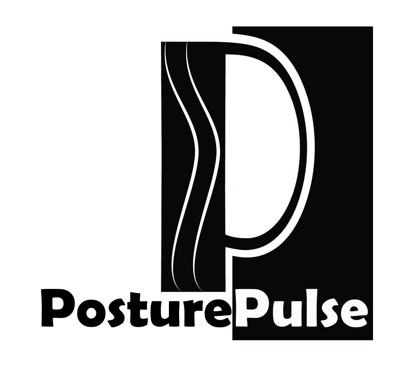 Logo Design by Susan Palmer - Entry No. 70 in the Logo Design Contest Unique Logo Design Wanted for PosturePulse.