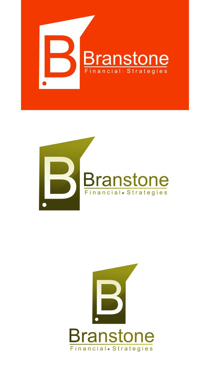 Logo Design by Private User - Entry No. 257 in the Logo Design Contest Inspiring Logo Design for Branstone Financial Strategies.