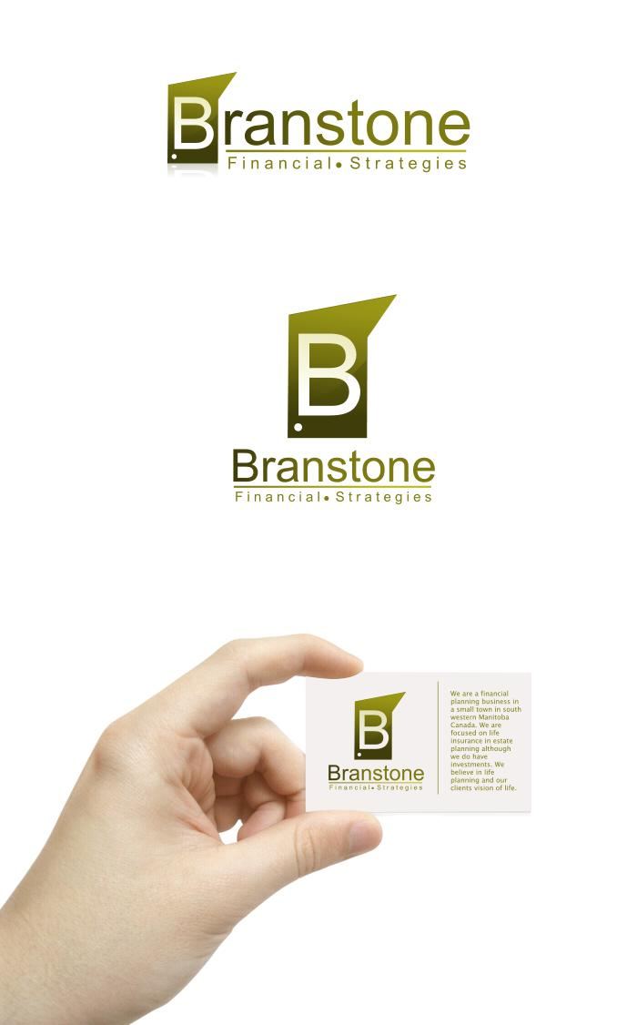 Logo Design by Private User - Entry No. 259 in the Logo Design Contest Inspiring Logo Design for Branstone Financial Strategies.