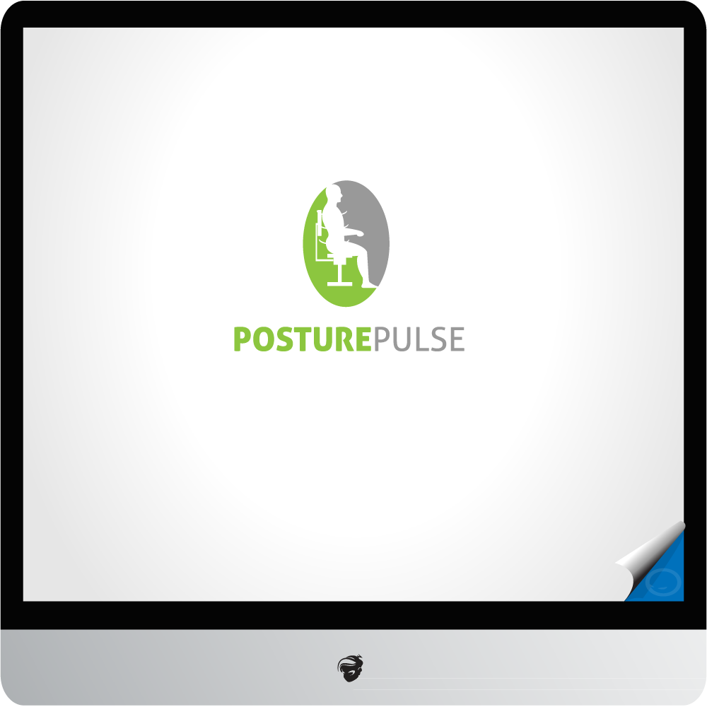 Logo Design by zesthar - Entry No. 72 in the Logo Design Contest Unique Logo Design Wanted for PosturePulse.