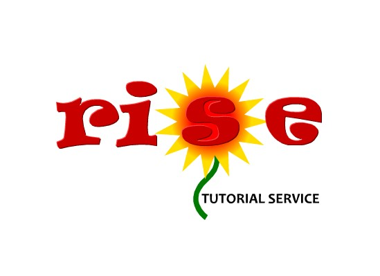 Logo Design by Ismail Adhi Wibowo - Entry No. 166 in the Logo Design Contest Imaginative Logo Design for Rise Tutoring Service.