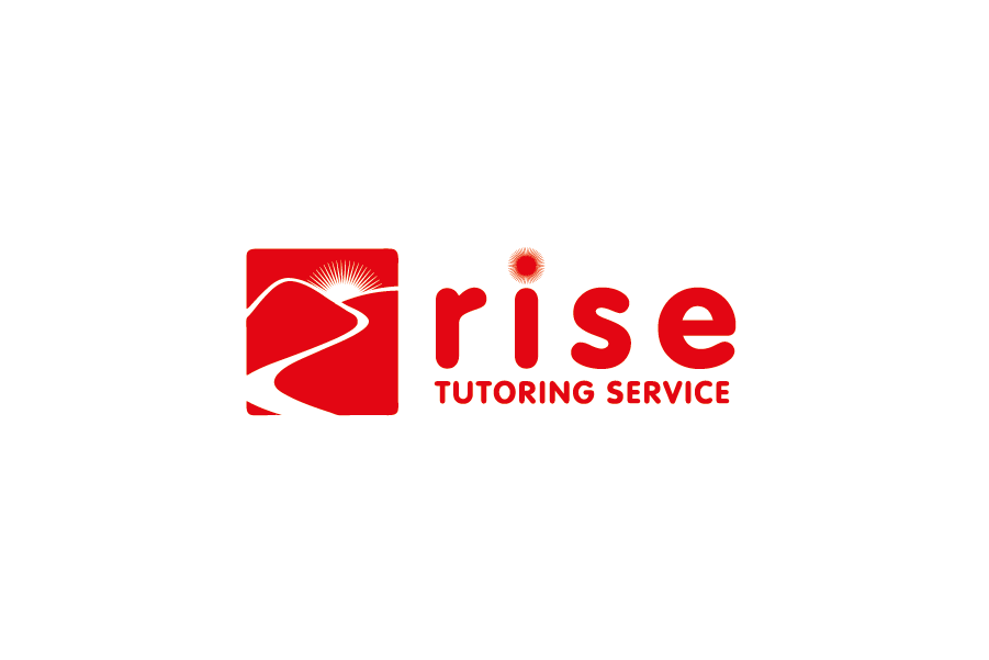 Logo Design by Private User - Entry No. 168 in the Logo Design Contest Imaginative Logo Design for Rise Tutoring Service.