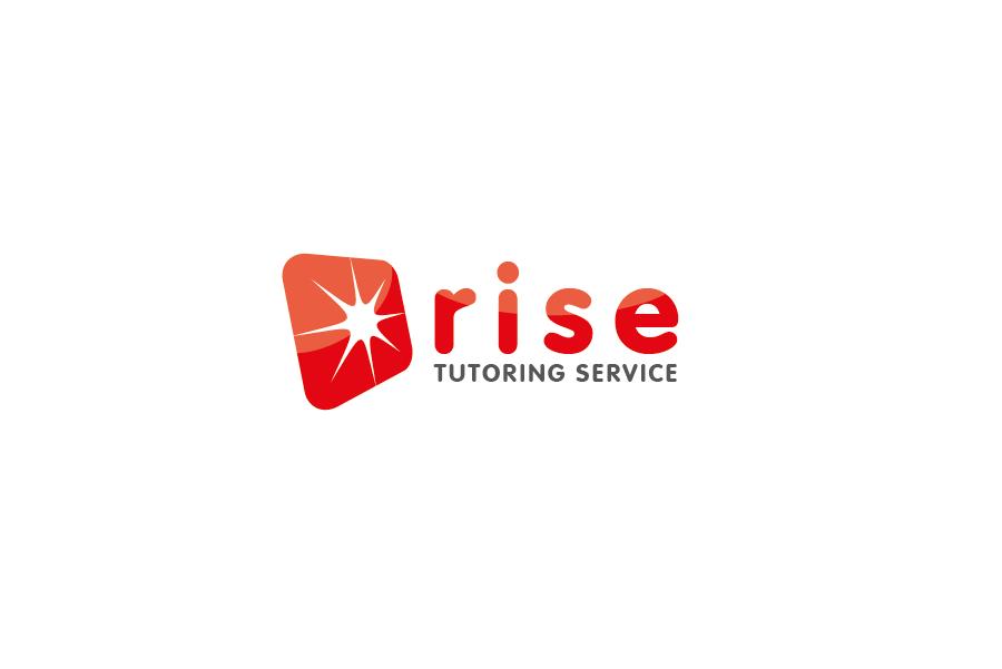 Logo Design by Private User - Entry No. 171 in the Logo Design Contest Imaginative Logo Design for Rise Tutoring Service.