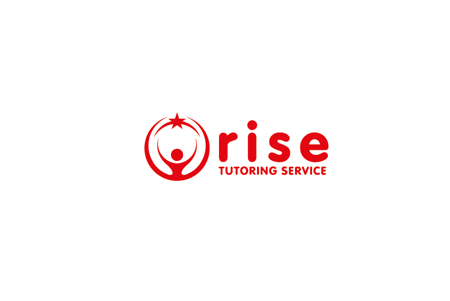 Logo Design by Private User - Entry No. 173 in the Logo Design Contest Imaginative Logo Design for Rise Tutoring Service.