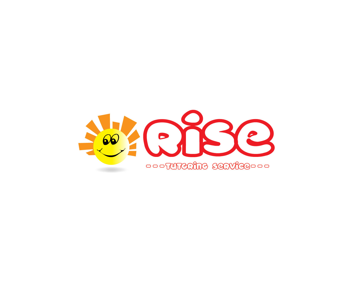 Logo Design by Rowel Samson - Entry No. 174 in the Logo Design Contest Imaginative Logo Design for Rise Tutoring Service.