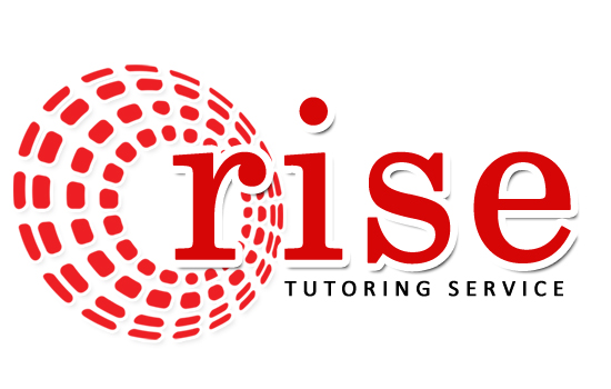 Logo Design by Crystal Desizns - Entry No. 186 in the Logo Design Contest Imaginative Logo Design for Rise Tutoring Service.