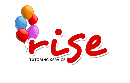 Logo Design by Crystal Desizns - Entry No. 187 in the Logo Design Contest Imaginative Logo Design for Rise Tutoring Service.