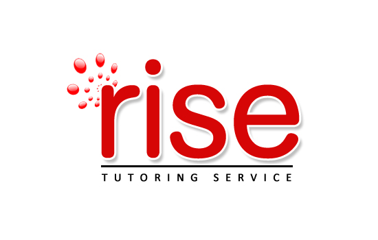 Logo Design by Crystal Desizns - Entry No. 189 in the Logo Design Contest Imaginative Logo Design for Rise Tutoring Service.