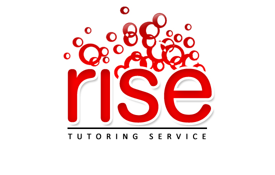 Logo Design by Crystal Desizns - Entry No. 190 in the Logo Design Contest Imaginative Logo Design for Rise Tutoring Service.
