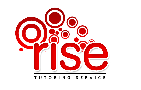Logo Design by Crystal Desizns - Entry No. 191 in the Logo Design Contest Imaginative Logo Design for Rise Tutoring Service.