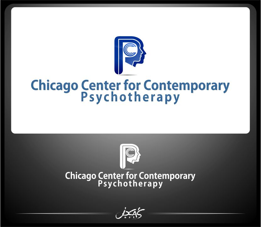 Logo Design by joca - Entry No. 5 in the Logo Design Contest Inspiring Logo Design for Chicago Center for Contemporary Psychotherapy.