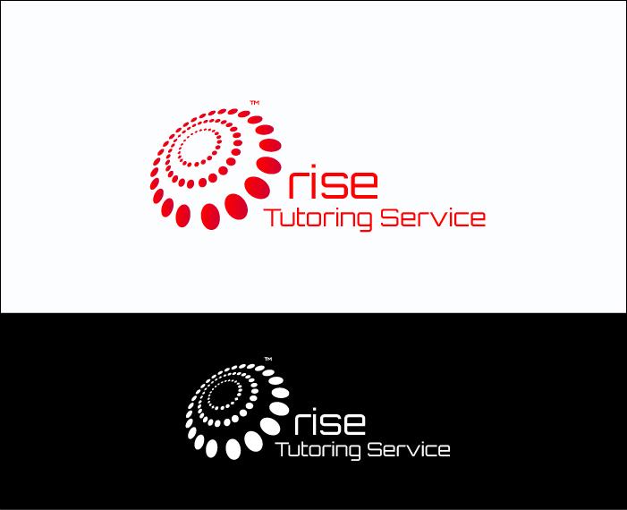 Logo Design by Derel Valarian - Entry No. 195 in the Logo Design Contest Imaginative Logo Design for Rise Tutoring Service.