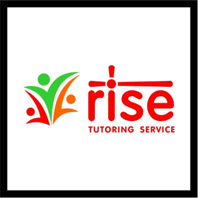 Logo Design by brown_hair - Entry No. 196 in the Logo Design Contest Imaginative Logo Design for Rise Tutoring Service.