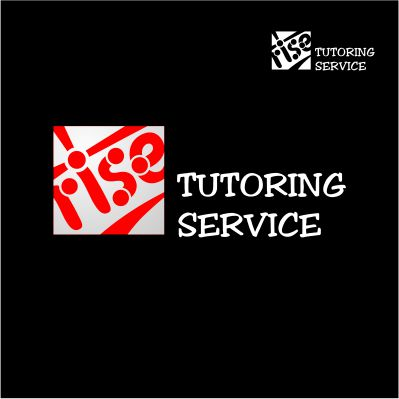 Logo Design by brown_hair - Entry No. 197 in the Logo Design Contest Imaginative Logo Design for Rise Tutoring Service.