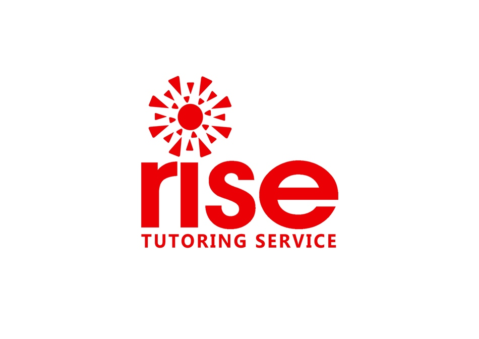 Logo Design by Respati Himawan - Entry No. 201 in the Logo Design Contest Imaginative Logo Design for Rise Tutoring Service.