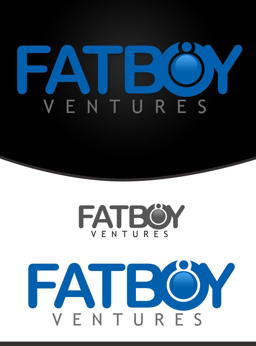Logo Design by Robert Turla - Entry No. 67 in the Logo Design Contest Fun Logo Design for Fat Boy Ventures.