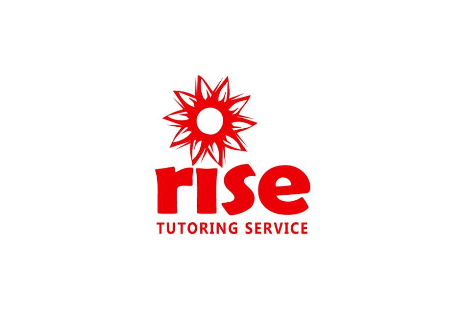 Logo Design by Respati Himawan - Entry No. 204 in the Logo Design Contest Imaginative Logo Design for Rise Tutoring Service.