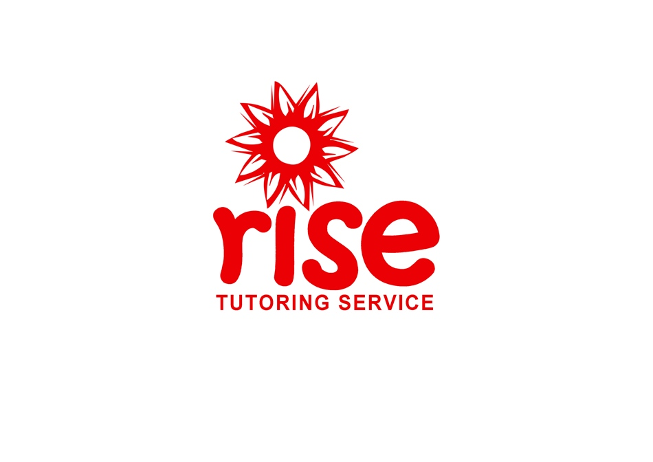 Logo Design by Respati Himawan - Entry No. 210 in the Logo Design Contest Imaginative Logo Design for Rise Tutoring Service.