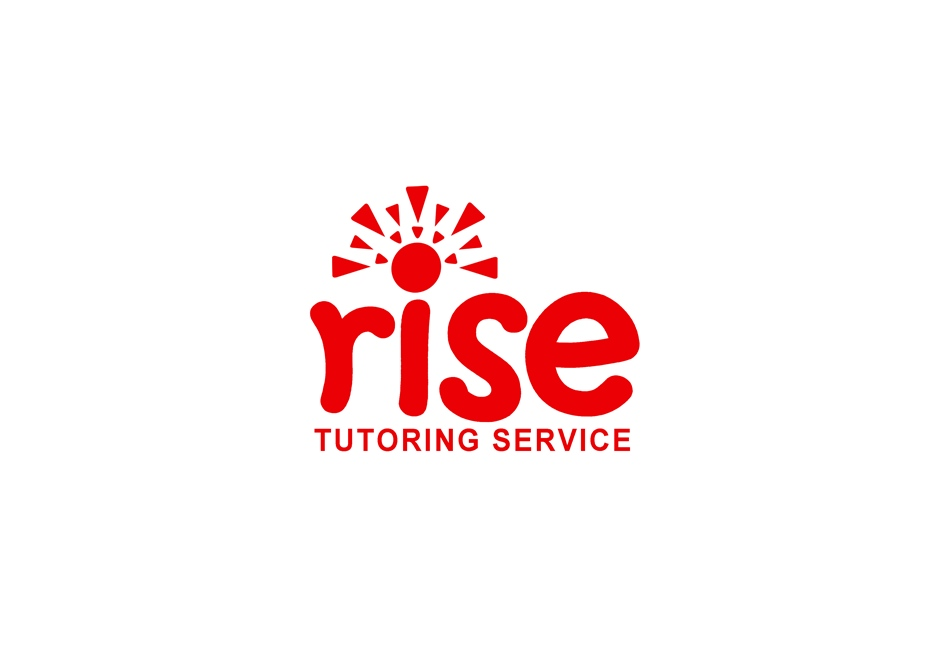 Logo Design by Respati Himawan - Entry No. 211 in the Logo Design Contest Imaginative Logo Design for Rise Tutoring Service.