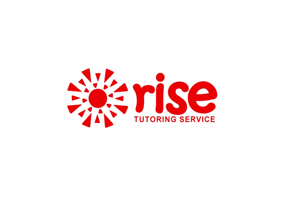 Logo Design by Respati Himawan - Entry No. 212 in the Logo Design Contest Imaginative Logo Design for Rise Tutoring Service.